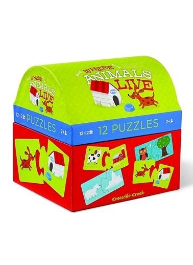 Alex Puzzle Renkli